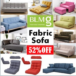 [BLMG_SG]Fabric Sofa Series★Sofa★Stool★Couch★Bed★Furniture★Living room sofa★Premium★Comofr