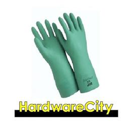 Ansell 37-175 AlphaTec Solvex Nitrile Gloves
