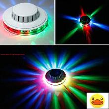 light/1PC Black/White New Popular Magic Disco DJ Stage Lighting Sunflower 48 LED RGB Bar Party E