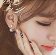 【New Update】Korea Fashion Trendy 2 way Earring Series ★ BUY 5 FREE SHIPPING ★