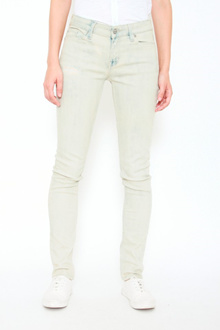5741a3922fe dENiZEN Skinny Denim Jeans White Marble