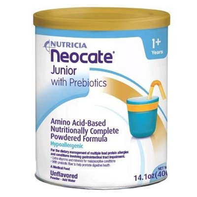 Nutricia Neocate Junior, Amino Acid Based Medical Food, Powder Unflavored,  1+ Years - 2PC