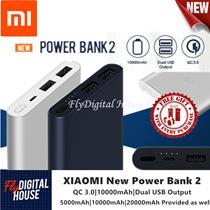 Xiaomi Mi Power Bank Ultra Slim 20000mAh C/NEW10000mAh Gen 2/10000mah Pro/5000mAh