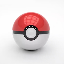 ★Gen 2 Pokeball / PowerBank/ Pokeball / Pikachu / Pokemon / Mobile Charger