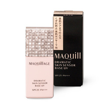 ★BUY $90 FREE SHIPPING★Shiseido Maquillage Dramatic Skin Sensor Base UV SPF25・PA++