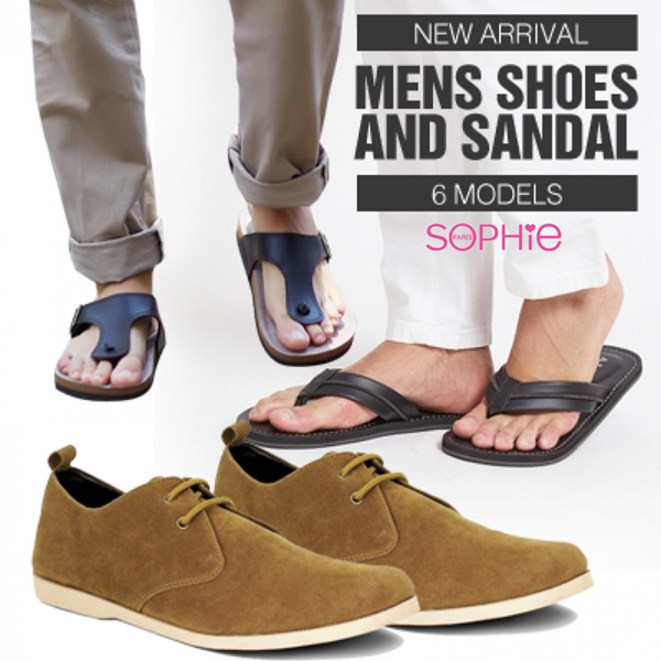 MENS FOOTWEAR COLLECTION Deals for only Rp103.900 instead of Rp103.900