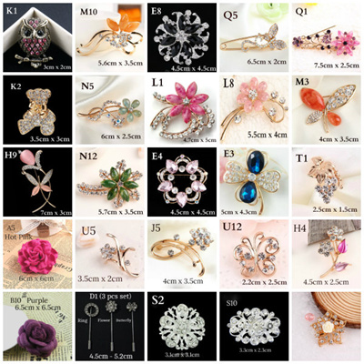7a5d64acc52a88 Qoo10 - Brooches Items on sale : (Q·Ranking):Singapore No 1 shopping site