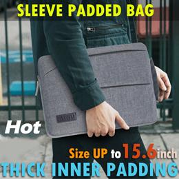 [JD]PREMIUM Laptop Cover Sleeve With inner padding MacBook Sleeve Padded Bag ASUS