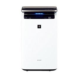 [iroiro]샤프 가습공기 청정기 플라스마(plasma) 클러스터 화이트 KI-HP100-W