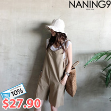 ★ Korea fashion industry NO.1 Naning9 ★free shipping ♥ 2018 New S/S Season /Trendy Jumpsuit / Keruel