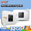 Bolt Modem Wifi 4G LTE Aquila Slim - Putih + 8GB kartu Perdana Bolt (PROMO BONUS AKTIVASI 32GB