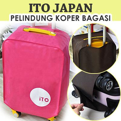 ITO Luggage Cover / Penutup dan Pelindung Koper / Cover Koper 20 22 24 26 dan