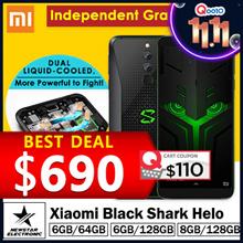 [GROUPBUY]Xiaomi Black Shark Helo 6.01 Inch 4G LTE Gaming Phone Snapdragon 845 8GB 128GB