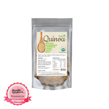 Kinohimitsu Superfood Organic Quinoa 250g 100% organic/Antioxidants/Protein/Dietary Fibre