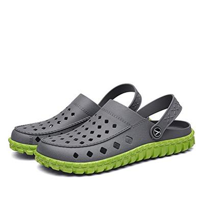 erggu mens clogs mens garden shoes mules and clogs slip on water shoes for men - Mens Garden Shoes