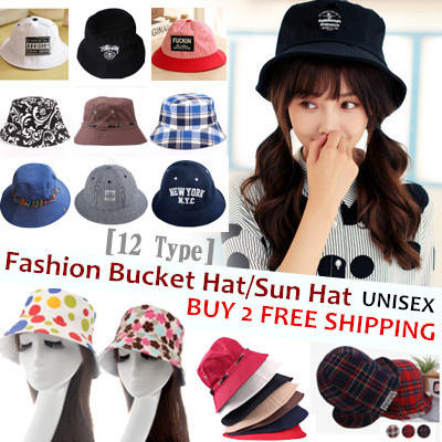 2f07364c558  BUY 2 FREE SHIPPING  2017 ON SALE! Fashion Bucket Hat Sun Hat