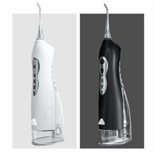 YASI FL-V8L Portable Oral Scrubber / 5 Tips / White