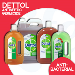 [RB] Dettol® Antiseptic Germicide range!【Multi-purpose Disinfection Liquid!】