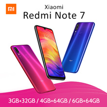 NEW Xiaomi Redmi Note 7 / 6.3 INCH FULL HD / 48MP + 12MP HDR / 6GB RAM+64GB / Local Seller Warranty