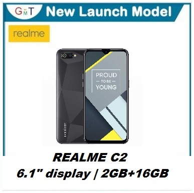 Realme C2 with 2 Years Local Warranty ***NEW***
