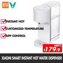 ★Ready Stock★ Xiaomi Smart Instant Hot Water Dispenser  APP Control   Customize