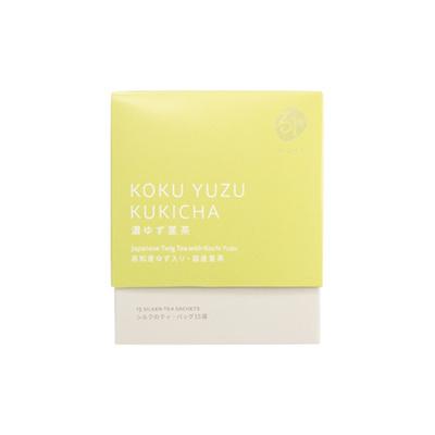 Koku Yuzu Kukicha   Green Tea (15 Sachets)