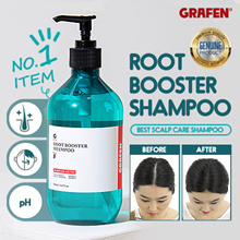[Grafen] Root Booster Shampoo 500ml / Hair Loss Care / pH5.5 /No silicone/No paraben