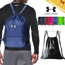 [Buy Get Free Gift]◆UNDER ARMOUR Waterproof Drawstring Bag◆ Sports Backpack/Travel Bag/Shoe Bag/Shoulder Bag/ Soccer