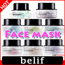[belif] ALL Mask(First Aid/Eye care/Deep Pore Care/Aqua Rush/Overnight Skin Regeneration/Brightening/Anti-Wrinkle/Soothing/peel off/Peat miracle)/Korea Cosmetics/LG Household-Health Care/Woman/Sample