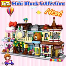 All Designs Here!【LOZ Mini-Block /Nano Block】Premium Quality♥Building block♥Educational Toy♥Gift♥