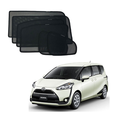 Loyal Magnetic Sunshade For Car Toyota Vios Xp150 2013-2017 Car Safety Seats