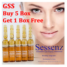 Anniversary Buy 5 get 1 Free Promotion - SESSENZ Face Ampoules - Best Selling Germany Face Ampoules