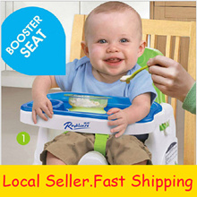 [Local Seller] Adjustable Booster Seat / Portable Baby Chair / Feeding Chair / Toddler Kids / Travel