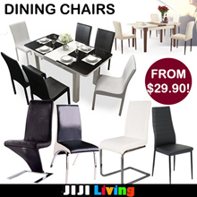 2018 Dining Leather Chairs! ★Designer ★Table ★Foam ★Steel ★Carbon