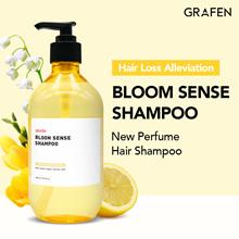 [GRAFEN]Bloom sense shampoo 500ml / Perfume shampoo / Hair Loss Care /No silicone/No paraben