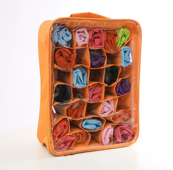 Panty / Ciput / Socks Case Organizer Deals for only Rp70.000 instead of Rp70.000