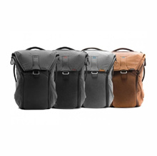 Peak Design Everyday Backpack 20L 30L (Black Charcoal Ash Color)