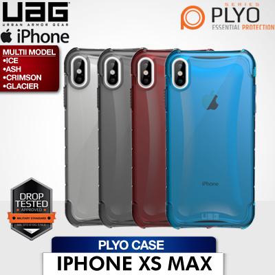 buy online ded65 1dd88 UAGUAG iPhone Xs Max 6.5 Plyo Case (Ice/Ash/Crimson/Glacier) 1 Year Local  Warranty