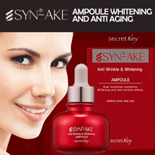 Secret Key SYN AKe Ampoule 30ml whitening and anti aging