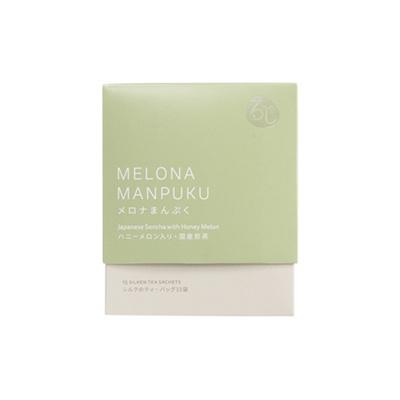 Melona Manpuku   Green Tea (15 Sachets)