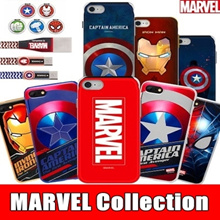 ★Authentic★Marvel Moblile Case★iPhone XS/Max/XR/8/7/6/S/Samsung Note 9/8/5/S10/S9/S8/S7