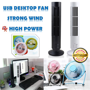 Portable Fan/Hand fan/USB/Table/Aircon/Mobile/Mist/Mini
