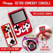 17.99 NETT! 14days Warranty!! SUP 400 Classic Games Gameboy Console - Christmas Xmas - Tamagotchi