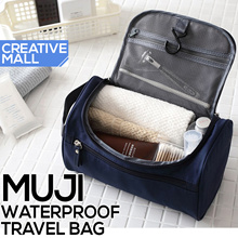 ✈️ WATERPROOF TRAVEL ESSENTIAL ★TRAVEL BAG/MAKEUP ORGANIZER ★ TRAVEL ORGANISER BAG ★ FOLDABLE ★
