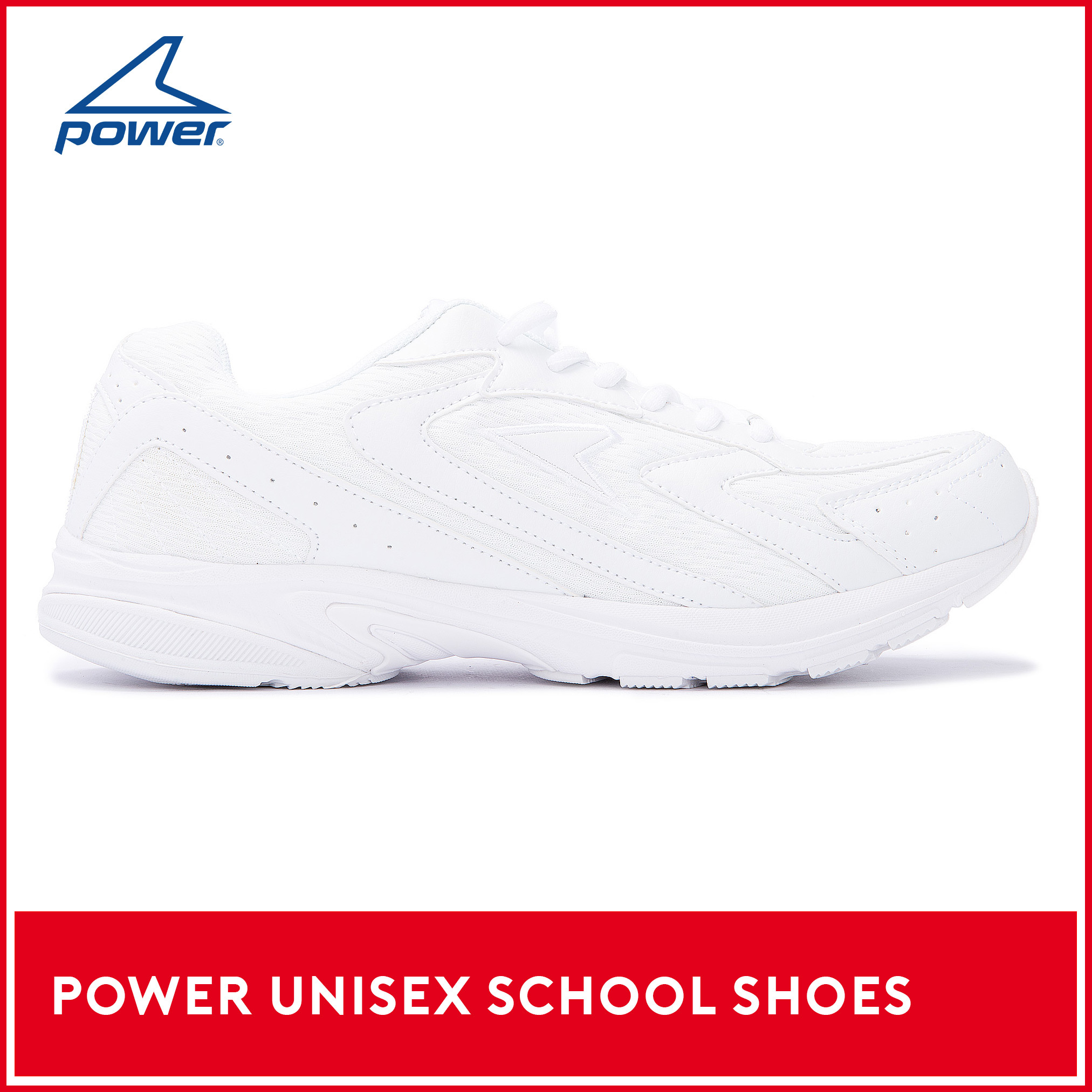 0b9d8f94b19 Show All Item Images. close. fit to viewer. prev next. POWER UNISEX SCHOOL  SHOES 8081289