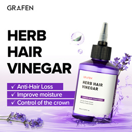 [GRAFEN] Herb Hair Vinegar 150ml / Relieve Hair Loss / Improve Moisture / Control of the crown