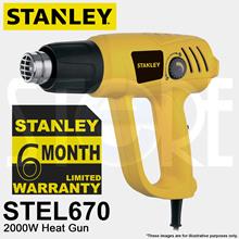 Stanley HEAT GUN STEL670 2000W HOT AIR GUN *Free Shipping*