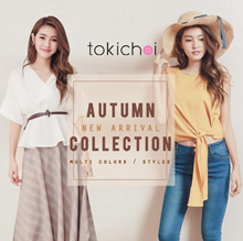 [Free Shipping]TOKICHOI - Autumn Collection - New Arrival New Styles