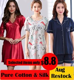 lounge Room wear plus size lovely sleepwear cotton nightgown Nightdresst  4be80ae4d