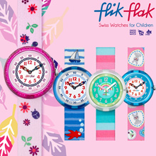 NEW ARRIVAL -Flik Flak Swiss  Colorful Watches For Kids